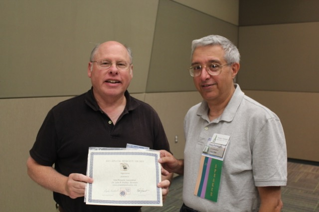 EPA website wins Gold Award from the American Philatelic Society