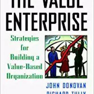 Deloitte & Touche's treatise on value based management, The Value Enterprise