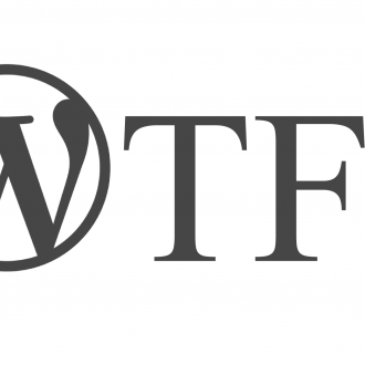 Wordpress - WTF?